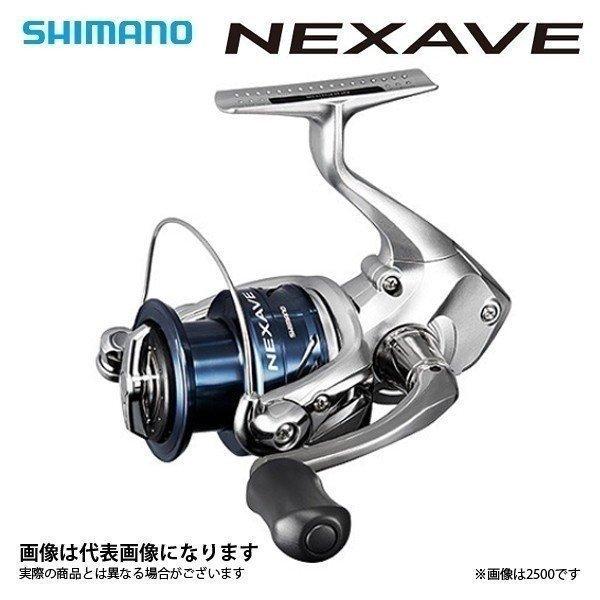 シマノ 18 ネクサーブ C3000 リール スピニングリール