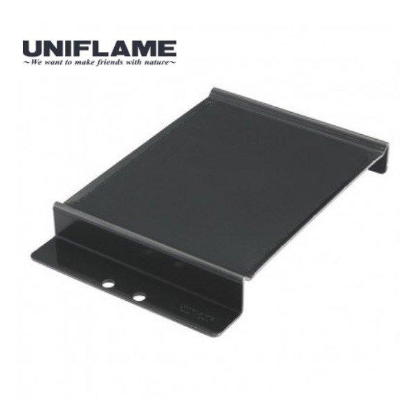 ユニフレーム ユニセラ鉄板 615256 アウトドア 用品 キャンプ 道具