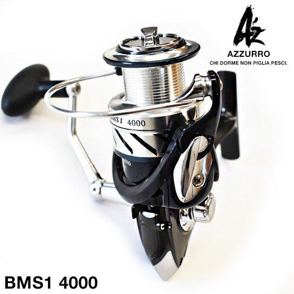 アズーロ BMS1 4000 エギング リール