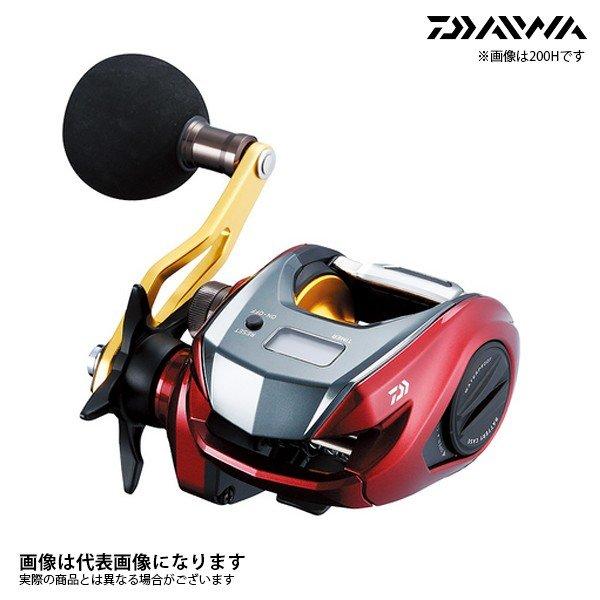 ダイワ 19 スパルタン MX IC 200H リール カウンター付 カウンターリール