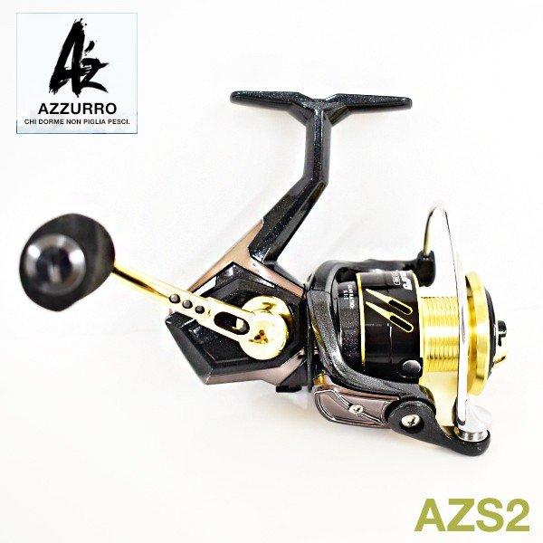 アズーロ AZS2-2000 リール 8ボールベアリング