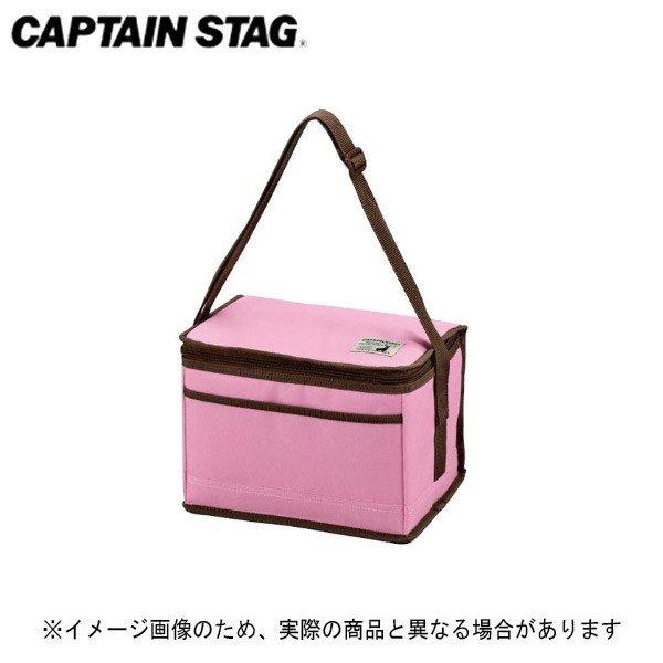 キャプテンスタッグ CSシャルマン クーラーバッグ 6L(ピンク) UE-548 ソフトクーラー 保冷バッグ 保冷キャンプ用品 アウトドア用品
