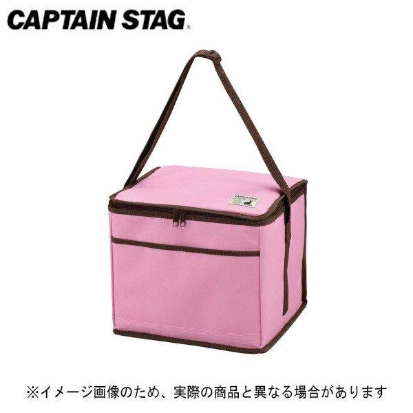 キャプテンスタッグ CSシャルマン クーラーバッグ 15L(ピンク) UE-549 ソフトクーラー 保冷バッグ 保冷キャンプ用品 アウトドア用品