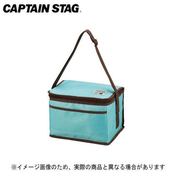 キャプテンスタッグ CSシャルマン クーラーバッグ 6L(ミントグリーン) UE-554 ソフトクーラー 保冷バッグ 保冷キャンプ用品 アウトドア用品