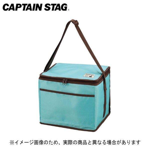 キャプテンスタッグ CSシャルマン クーラーバッグ 15L(ミントグリーン) UE-555 ソフトクーラー 保冷バッグ 保冷キャンプ用品 アウトドア用品