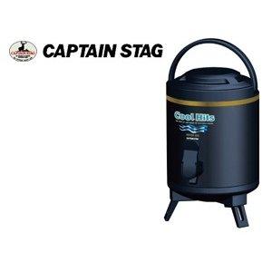キャプテンスタッグ クールヒッツ ウォータージャグ 3L ネイビー M-5085 クーラー キャンプ アウトドア 用品