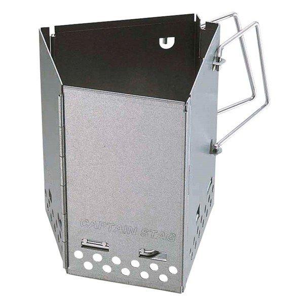 キャプテンスタッグ 炭焼き名人 FD火起し器 M-6638 火起こし器 キャンプ アウトドアキャンプ用品 アウトドア用品