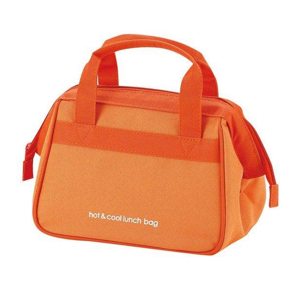 キャプテンスタッグ ランチバッグ イエローオレンジ MP-498 ソフトクーラー 保冷バッグ 保冷キャンプ用品 アウトドア用品