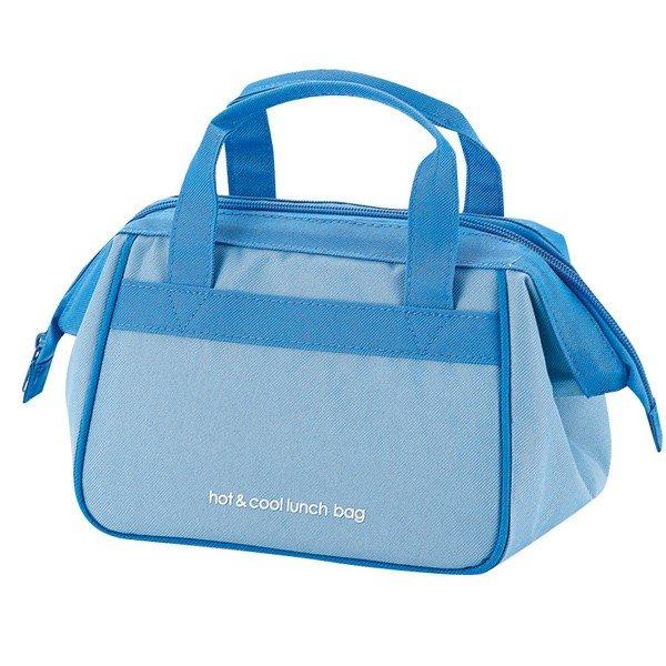 キャプテンスタッグ ランチバッグ ブルー MP-499 ソフトクーラー 保冷バッグ 保冷キャンプ用品 アウトドア用品