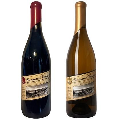 ヘンリクソン ヴィンヤード - 赤白ワインセット