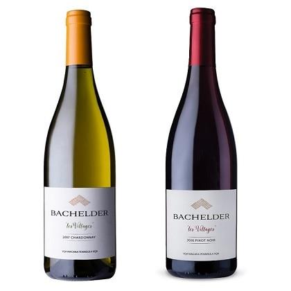 バチェルダー ワインズ - 赤白ワインセット
