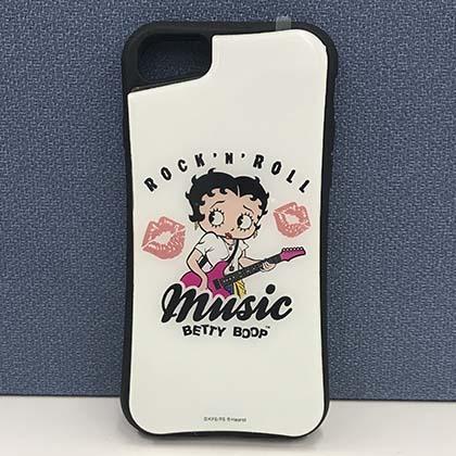 スマホケース ギター柄(for iPhone6/6s/7/8)