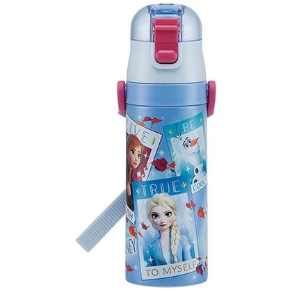 超軽量ダイレクトステンレスボトル アナと雪の女王2