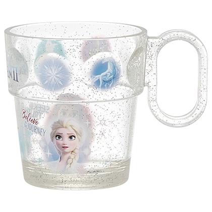 スタッキングアクリルマグカップ アナと雪の女王2