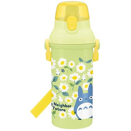 抗菌食洗機対応直飲プラワンタッチボトル となりのトトロ デイジー