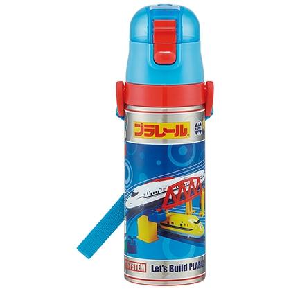 超軽量ダイレクトステンレスボトル470ml プラレール21