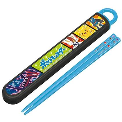 抗菌スライド式箸箱セット ポケットモンスター21