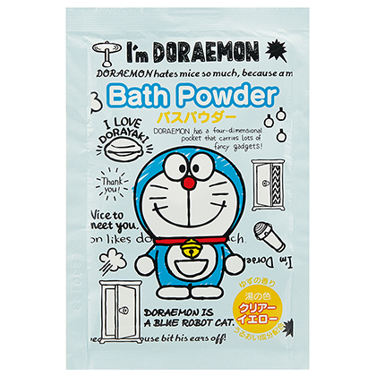 バスパウダー I'm Doraemon きらきらパステル BSN1