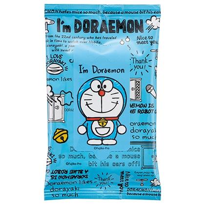 虫よけウェットティッシュ I'm Doraemon MYWT1