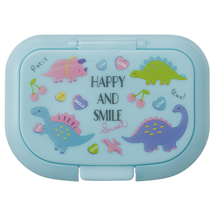抗菌ウェットシート用フタ HAPPY AND SMILE WTL1AG