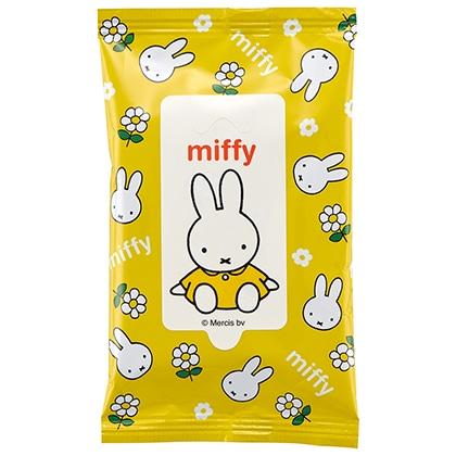 虫よけウェットティッシュ miffy MYWT1