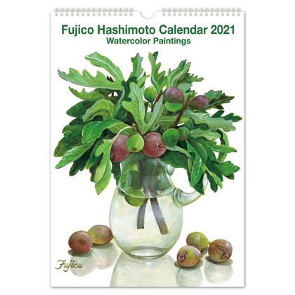 CAL−02 2021版カレンダーFujico インテリア L