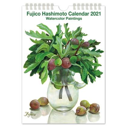 CAL−03 2021版カレンダーFujico インテリア S