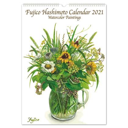 CAL−05 2021版カレンダーFujico 書き込み LL