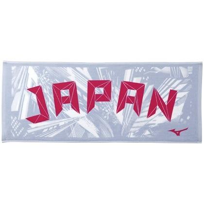 今治製タオル/フェイスタオル(箱入り) [JAPANロゴ] ホワイト