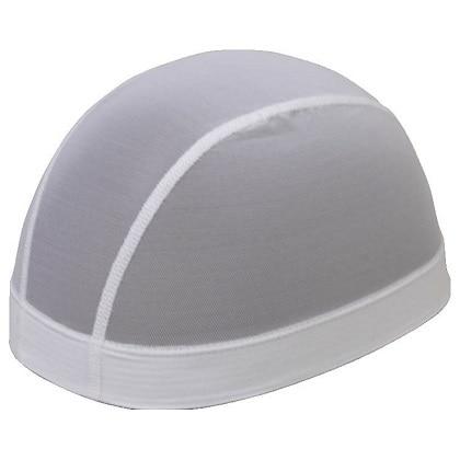 メッシュキャップ[ユニセックス] ホワイト・L