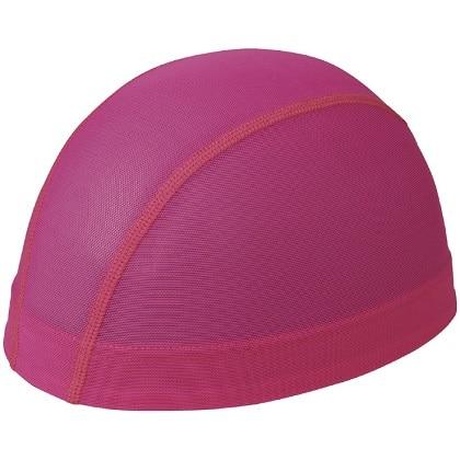 メッシュキャップ[ユニセックス] 蛍光ピンク