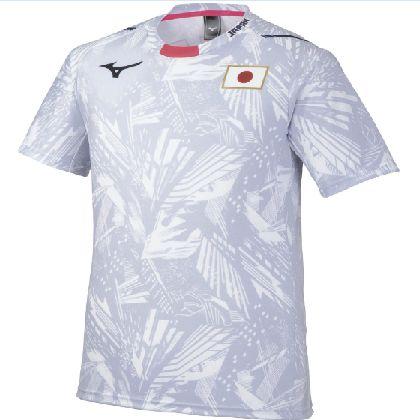 応援Tシャツ[ユニセックス] ホワイト・L