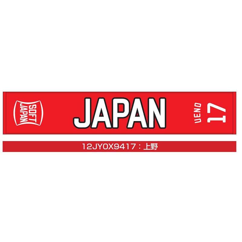 SOFT JAPANマフラータオル (17/上野)
