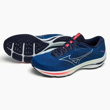 WAVE RIDER 25[メンズ] ブルー×グレー×ピンク 28.5cm