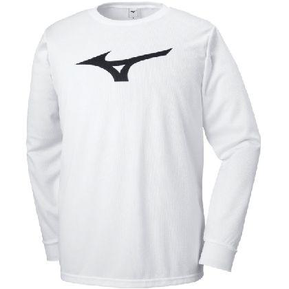 長袖Tシャツ[ユニセックス]ホワイト・S
