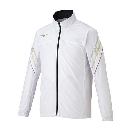 ブレスサーモウォーマージャケット[ユニセックス] ホワイト ・ XL