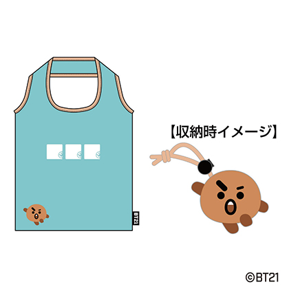 エコバッグ(3)SHOOKY