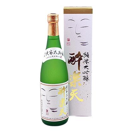 秋田酒造 酔楽天 純米大吟醸 720ml
