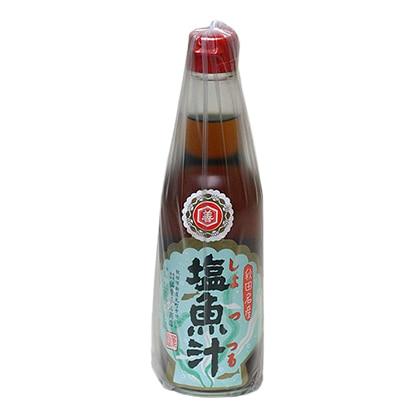 仙葉商店 塩魚汁(しょっつる) 360ml