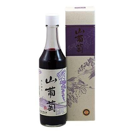 亀谷食品加工所 山内の山葡萄(ストレート)600ml