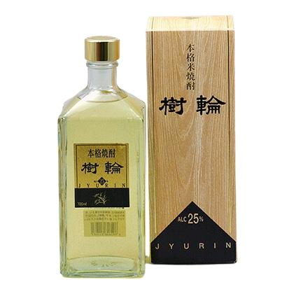 鈴木酒造 本格米焼酎 樹輪 (25度)