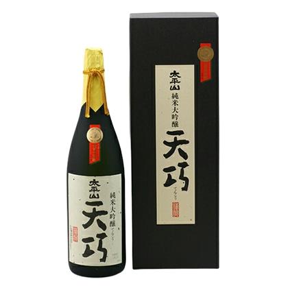小玉醸造 太平山 純米大吟醸 天巧 1.8l