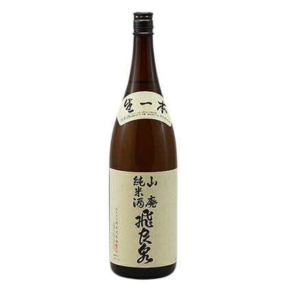 飛良泉本舗 山廃純米酒 飛良泉 1.8L