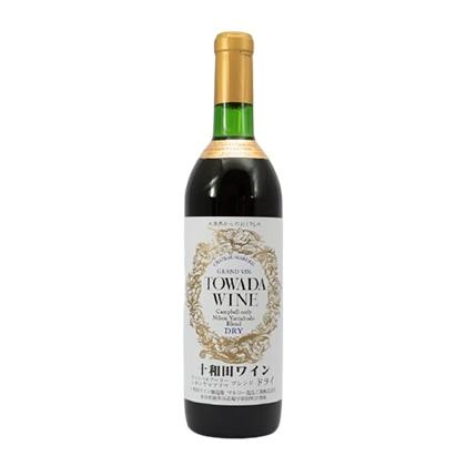 マルコー食品工業 十和田ワイン ニホンヤマブドウブレンド マイルド 720ml