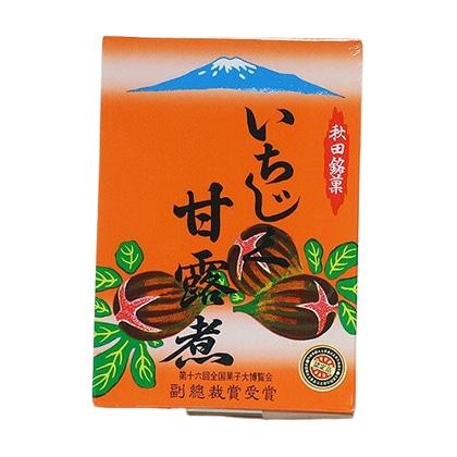 吉野屋菓子舗 いちじく甘露煮 箱入 450g