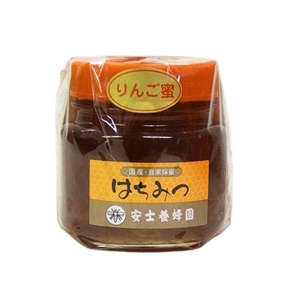 安士養蜂園はちみつ りんご蜜 170g