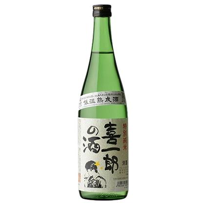 喜久水酒造 特別純米 喜一郎の酒 720ml