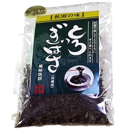 秋田白神食品 男鹿産 とろぎばさ【ギバサ・アカモク】