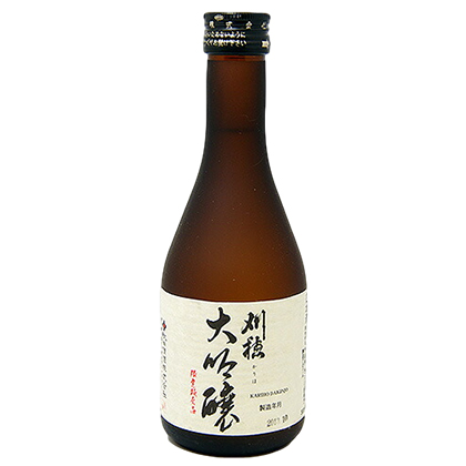 刈穂酒造 大吟醸 300ml