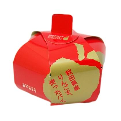 かおる堂 秋田県産りんごを、使ったパイ。3個入